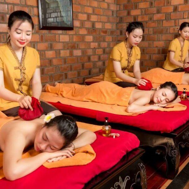 giới thiệu về cham spa & massage