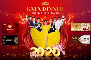 Nhanh tay săn vé tham dự đêm tiệc và thưởng thức Show Ca nhạc – Hài kịch siêu ấn tượng cùng Cham Spa!